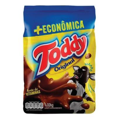 Achocolatado em Pó  1,020kg Toddy pacote PCT