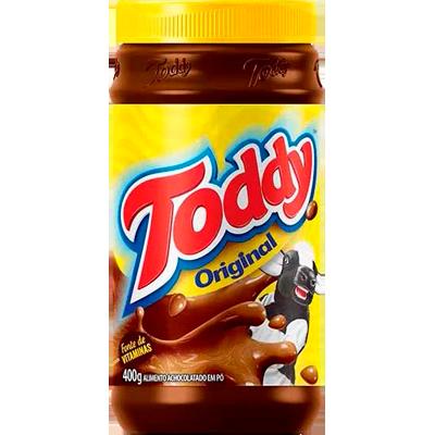 Achocolatado em Pó 400g Toddy pote UN