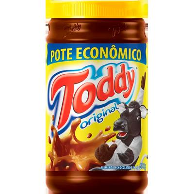 Achocolatado em Pó 800g Toddy pote UN