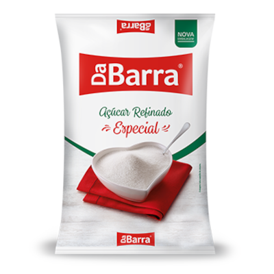 Açúcar Refinado 5kg Da Barra pacote PCT