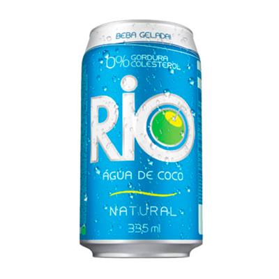 Água de coco  335ml Rio lata UN