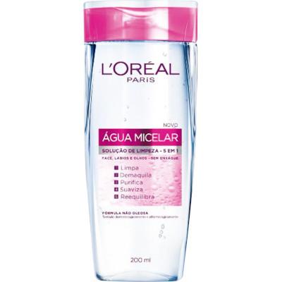 Água Micelar   200ml   L'Oréal  UN