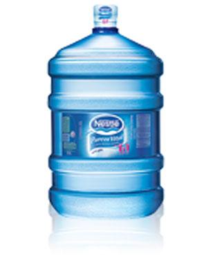 Água mineral natural 20Litros Nestlé/Pureza Vital galão GL