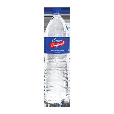 Água mineral natural 1,5Litros Lindoya Original pet UN