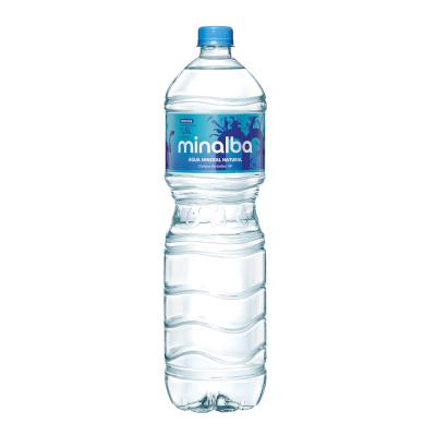 Água mineral natural 1,5Litros Minalba pet UN