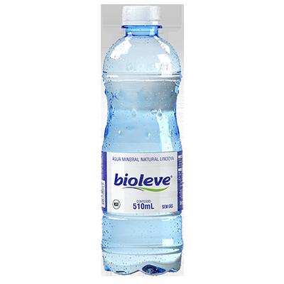 Água mineral natural 500/510ml Bioleve pet UN