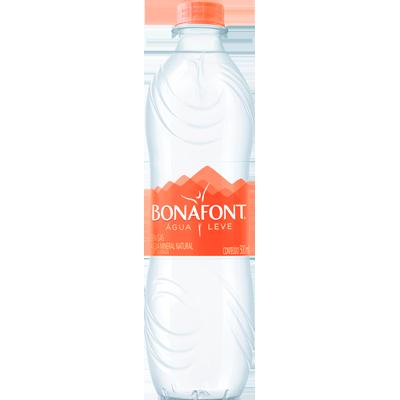 Água mineral natural 500/510ml Bonafont pet UN