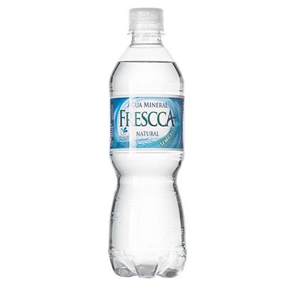 Água mineral natural 500/510ml Frescca pet UN