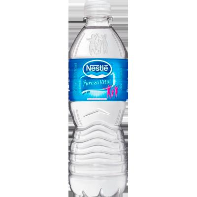 Água mineral natural 500/510ml Nestlé/Pureza Vital pet UN