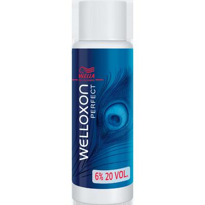 Água Oxigenada cremosa 6% 60ml Welloxon  UN