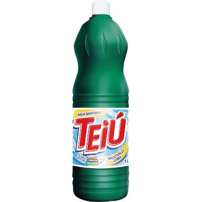 Água sanitária  1Litro Teiú frasco FR