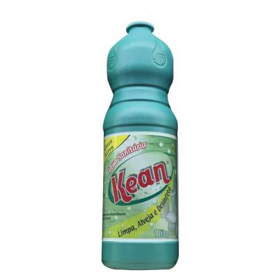 Água sanitária Verde 1Litro Kean frasco FR
