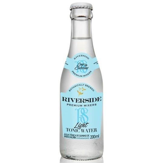 Água Tônica light 200ml Riverside garrafa UN