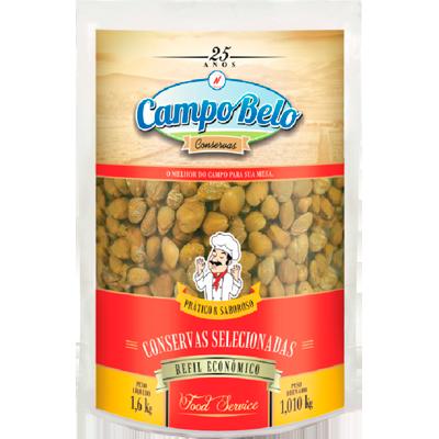Alcaparra  (bag 1kg) Campo Belo por Kg KG