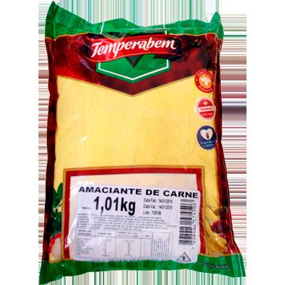 Amaciante de Carnes  1kg Temperabem pacote PCT