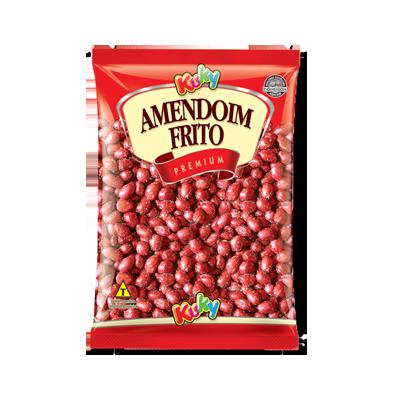Amendoim frito 90g Kuky pacote UN