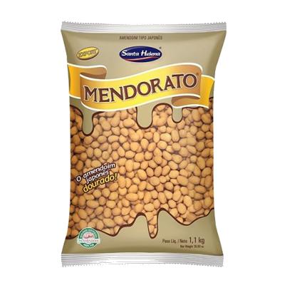 Amendoim Japonês 1,01Kg Mendorato pacote PCT