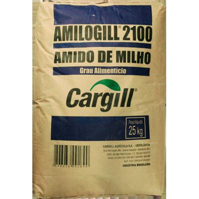 Amido de Milho  25Kg Cargill pacote PCT