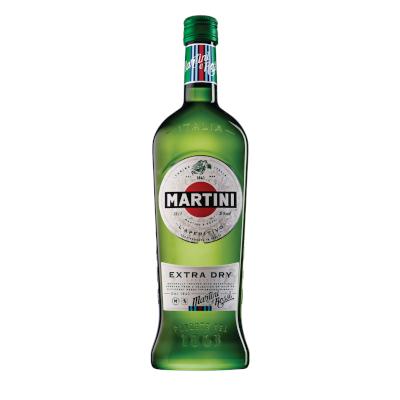 Aperitivo Martini Extra Dry de 700 a 750ml Martini garrafa UN