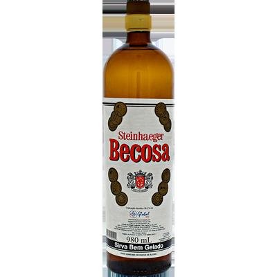 Aperitivo Steinhaeger 980ml Becosa garrafa UN