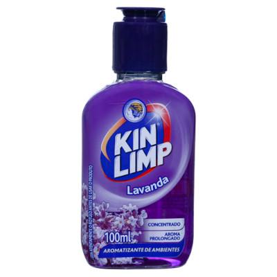 Aromatizante de ambientes lavanda 100ml King Limp frasco FR