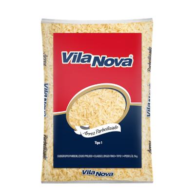 Arroz parboilizado 5kg Vila Nova pacote PCT