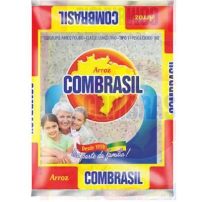 Arroz tipo 1 5kg COMBRASIL pacote PCT