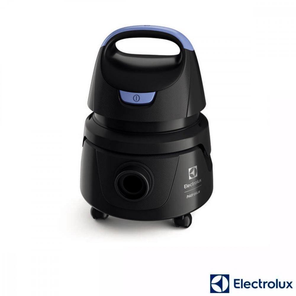 Aspirador de Pó e Água 1250W Hidrolux AWD01 Preto 220v unidade Electrolux  UN