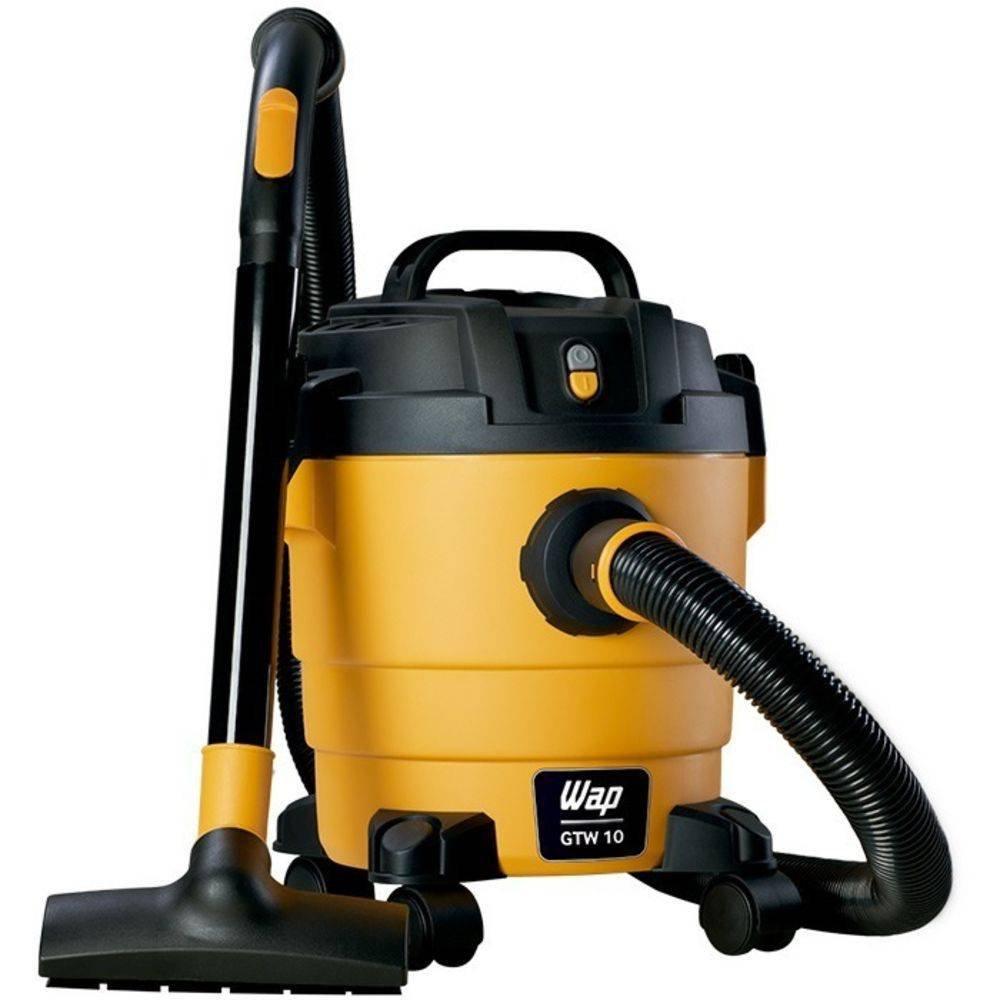 Aspirador de Pó e Água 1400W GTW 10 FW005705 Amarelo 110v unidade Wap  UN