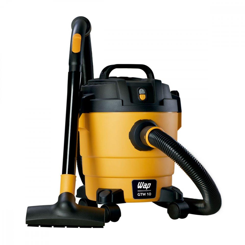 Aspirador de Pó e Água 1400W GTW 10 FW005706 Amarelo 220v unidade Wap  UN