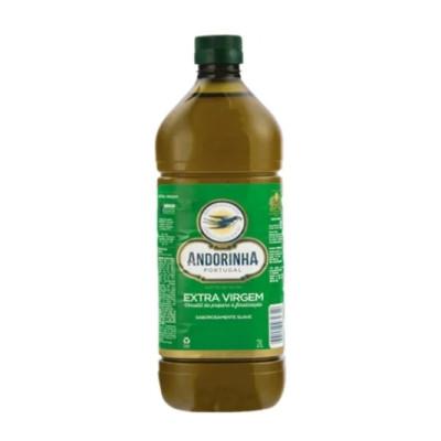 Azeite de Oliva extra virgem 2Litros Andorinha galão UN