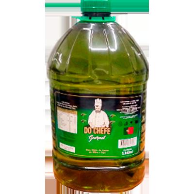 Azeite de Oliva Extra Virgem 5,01Litros Do Chefe galão GL