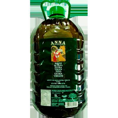 Azeite de Oliva extra virgem 5Litros Anna galão GL