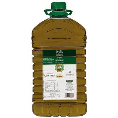 Azeite de Oliva extra virgem 5Litros Monde galão GL