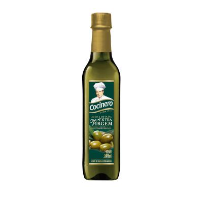 Azeite de Oliva Extra Virgem 500ml Cocinero pet UN