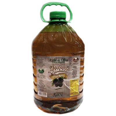 Azeite de Oliva Extra Virgem Premium 5,02Litros Lisboa galão GL