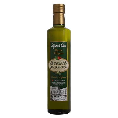 Azeite de Oliva extra virgem seleção 500ml Casa Portuguesa vidro UN