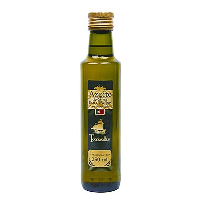 Azeite de Oliva extra virgem 250ml Tordesilhas vidro UN