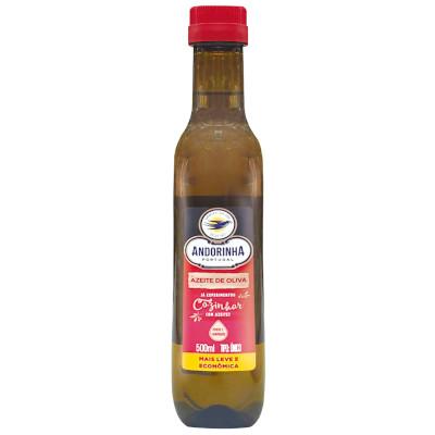 Azeite de Oliva tradicional 500ml Andorinha pet UN