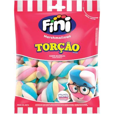 Bala de marshmallow 60g Fini/Torção pacote PCT