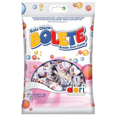 Bala sabor tutti frutti 150g Bolete/Dori pacote PCT