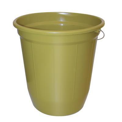 Balde Plástico capacidade 20 litros unidade Plasnew  UN