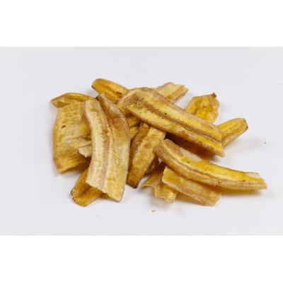 Banana Chips salgada 250g Empório Gênova pacote PCT