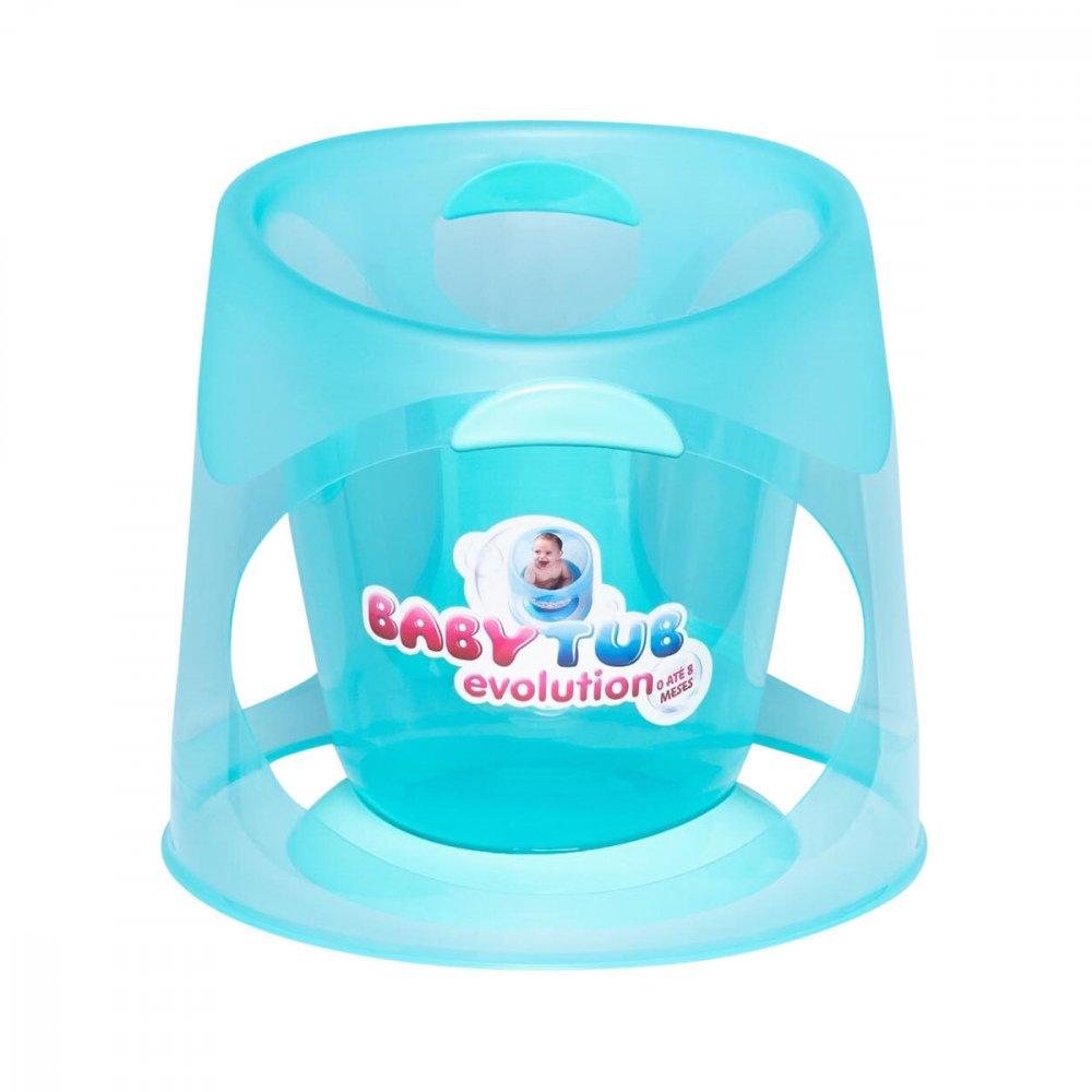 Banheira Infantil Ofurô Evolution BBT156 Verde unidade Baby Tub  UN