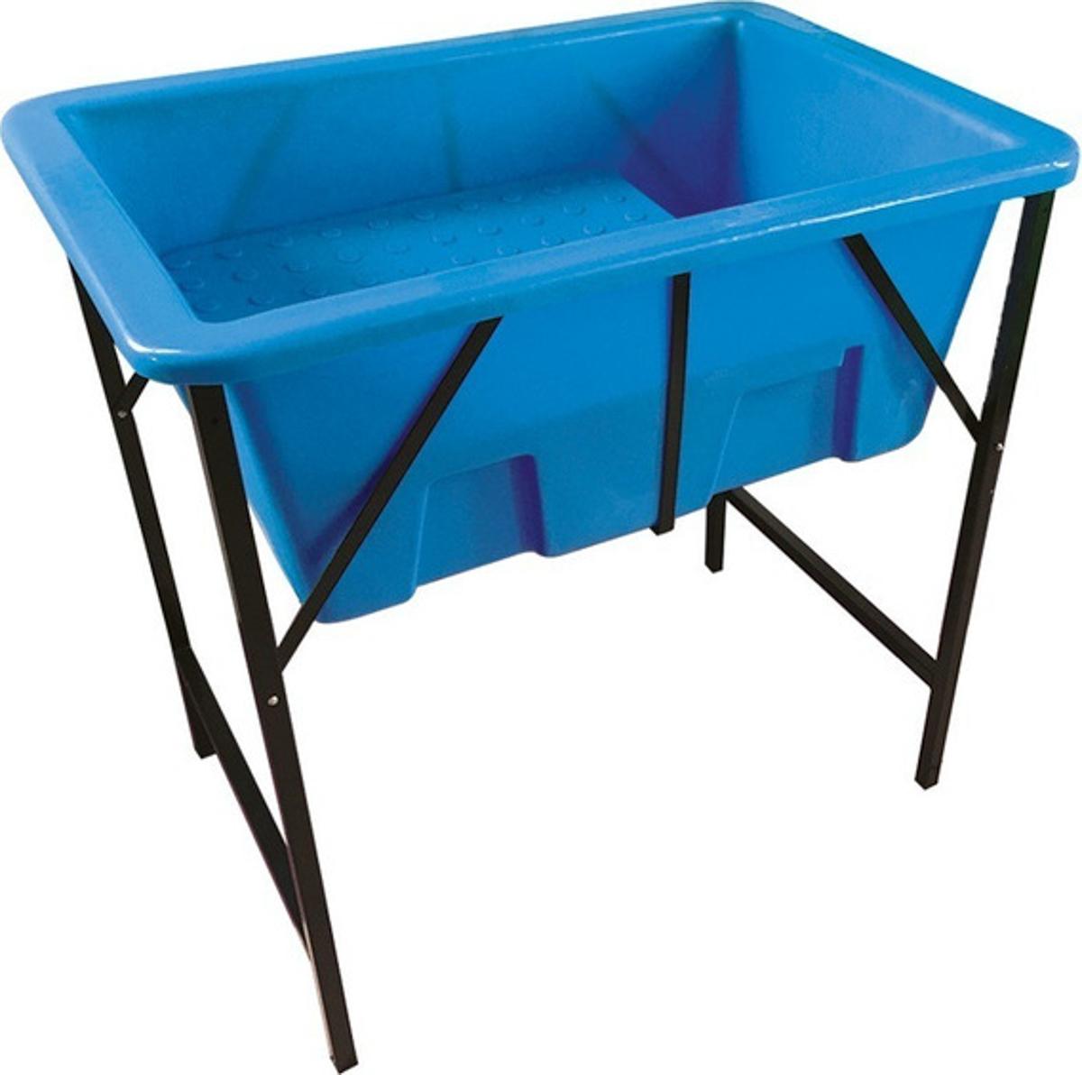 Banheira para Tosa Pequena Azul  C97XL67XA36 Rotoplas  UN