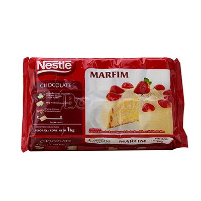 Cobertura de chocolate branco 1kg Nestlé  UN