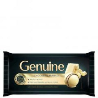 Barra de Chocolate Branco 2,1kg Cargill/Genuine  UN