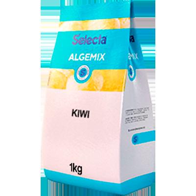Saborizante para Sorvete sabor Kiwi 1kg Algemix pacote UN