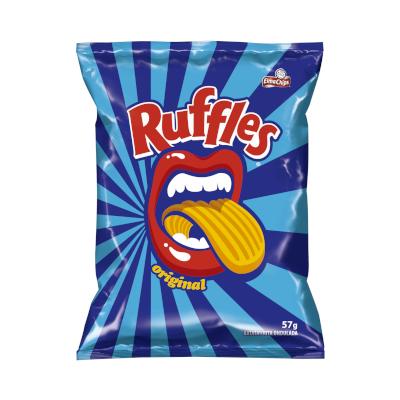 Batata Chips Original 57g Elma Chips/Ruffles pacote UN