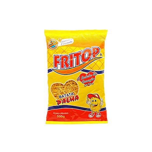 Batata Palha  500g Fritop pacote PCT